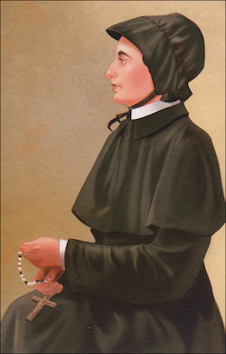 St. Elizabeth Ann Seton, Grade 3 People of Faith Cards