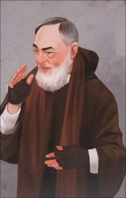 St. Pio of Pietrelcina, Grade 3 People of Faith Cards