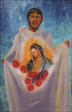 St. Juan Diego, Grade 4 People of Faith Cards