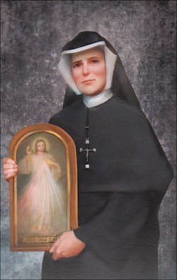 St. Mary Faustina Kowalska, Grade 6 People of Faith Cards