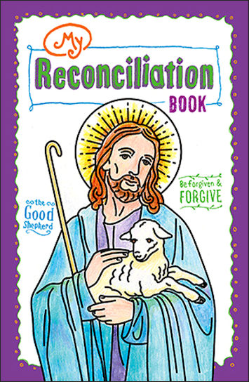 Encounter with Christ: Reconciliation: My Reconciliation Book