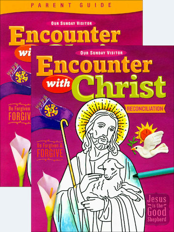 Encounter with Christ: Reconciliation: Family Pack