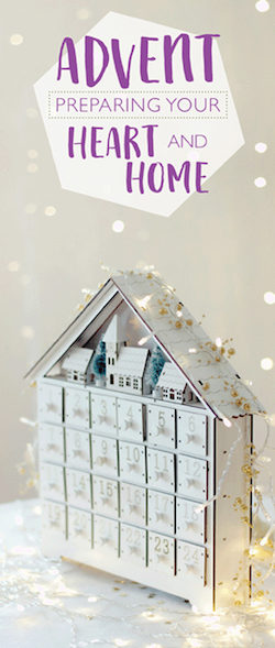 Advent: Preparing Your Heart and Home, Pamphlet Pack
