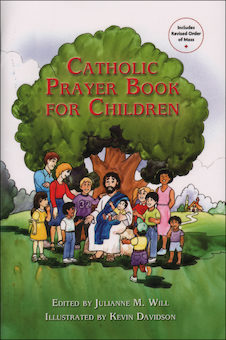 Catholic Prayer Book for Children, Paperback