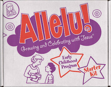 Allelu! Preschool-K, Spanish: Age 4, Introductory Kit, Parish Edition