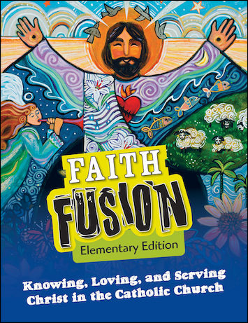 Faith Fusion: Grades 3-5, Student Book