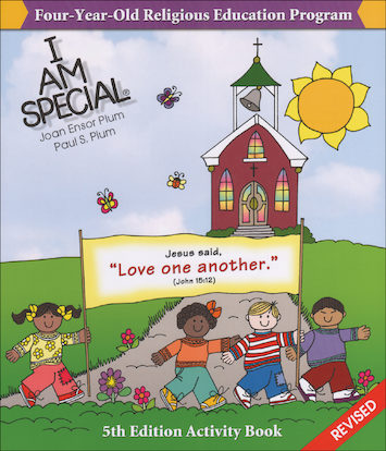 I Am Special: Age 4, Student Book