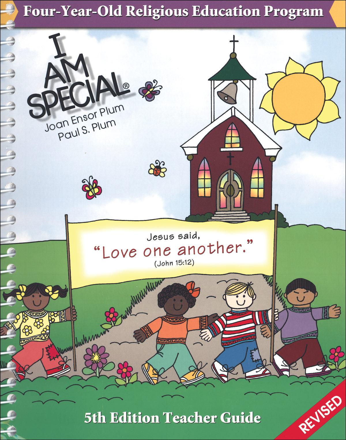 I Am Special: Age 4, Teacher Kit