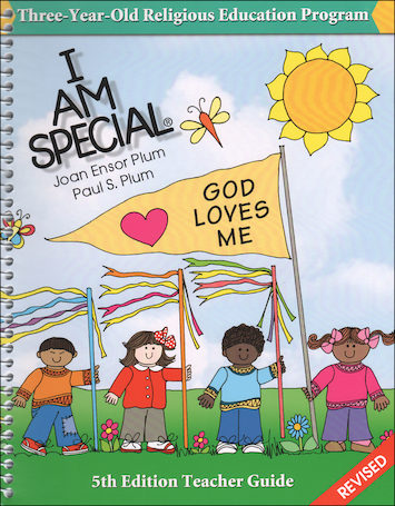 I Am Special: Age 3, Teacher/Catechist Guide