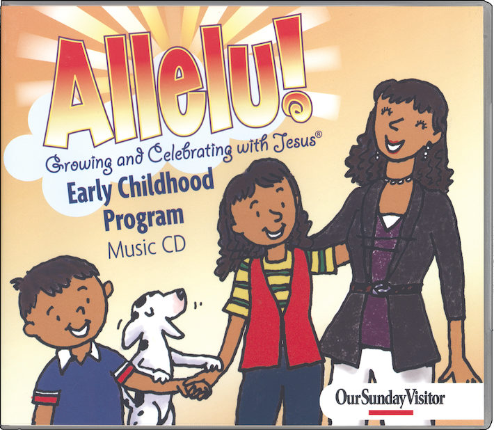 Allelu! Preschool-K: Ages 4-5, Music CD