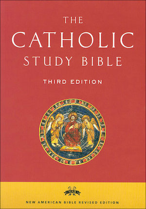 NABRE, The Catholic Study Bible, 3rd Edition, softcover