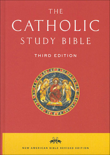 NABRE, The Catholic Study Bible, 3rd Edition, hardcover