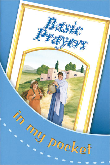 In My Pocket Booklets: Basic Prayers in My Pocket