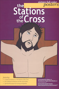 The Stations of the Cross, Poster Set