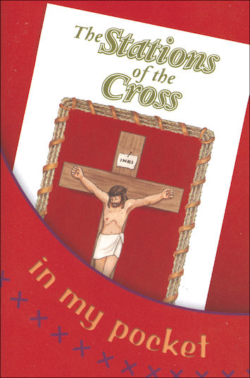 In My Pocket Booklets: The Stations of the Cross in My Pocket