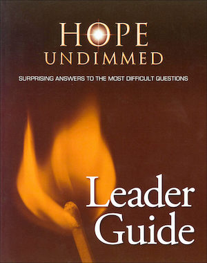 Hope Undimmed: Leader Guide