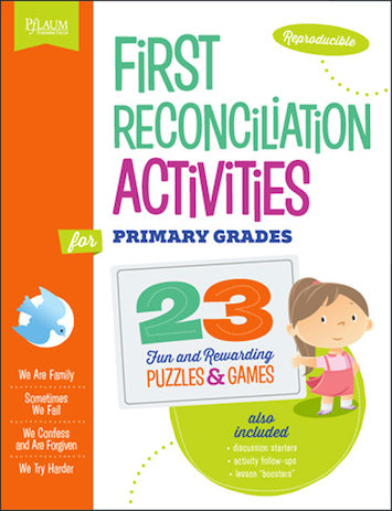 First Reconciliation Activities: Primary Grades