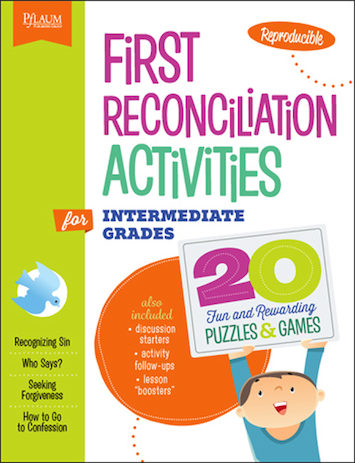 First Reconciliation Activities: Intermediate Grades
