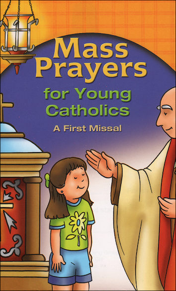 Mass Prayers for Young Catholics
