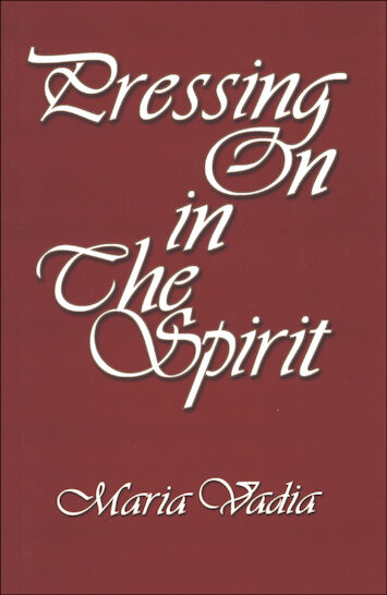 Pressing On in the Spirit