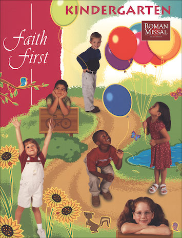 Faith First Kindergarten: Student Book