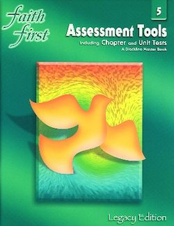 Grade 5 Assessment Tools