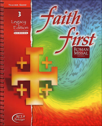 Faith First Legacy, 1-6: Grade 3, Teacher Manual, School Edition