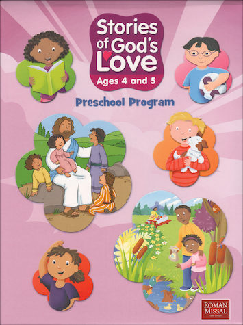 Stories of God's Love: Story Leaflets, Ages 4-5, Student Book
