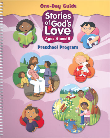 Stories of God's Love: Ages 4-5, Catechist Guide, Parish Edition