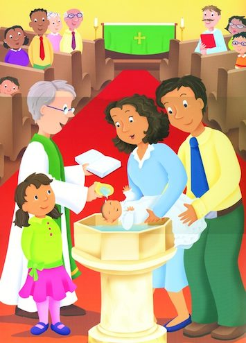 Stories of God's Love: Poster Set, Ages 4-5, Poster