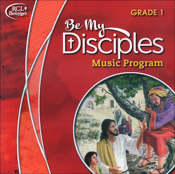 Be My Disciples, 1-6: Grade 1, Music CD