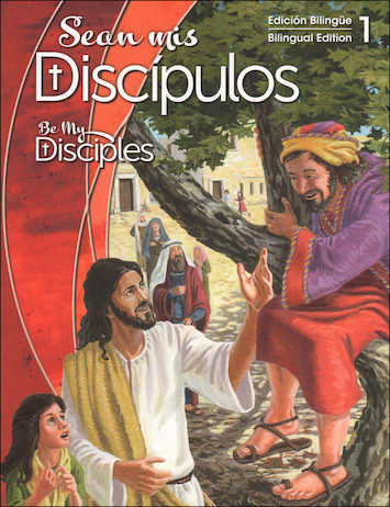 Sean mis Discipulos, 1-6: Grade 1, Student Book, Parish Edition