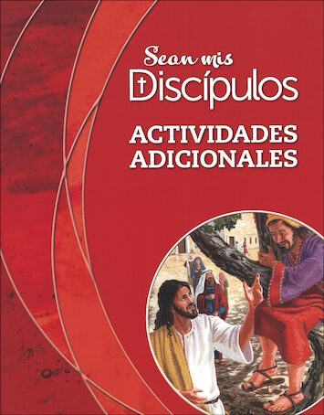 Sean mis Discipulos, 1-6: Grade 1, Activities, Parish Edition