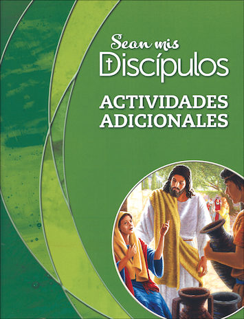 Sean mis Discipulos, 1-6: Grade 5, Activities, Parish Edition