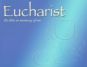 Eucharist: Do This in Memory of Me: Student Book