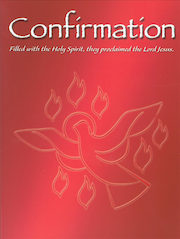Confirmation: Filled with the Holy Spirit...: Candidate Book