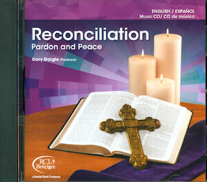 Reconciliation: Pardon and Peace, Primary 2015: Music CD