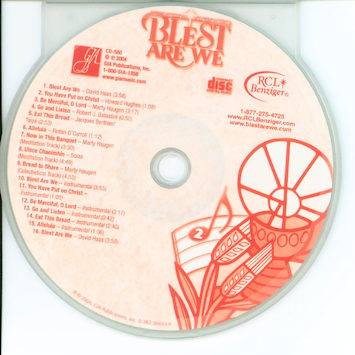 Blest Are We Faith and Word, 1-8: Grade 2, Music CD