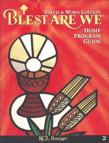 Blest Are We Faith and Word, 1-8: Grade 2, Home Program