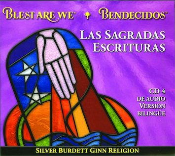 Blest Are We Faith and Word, 1-8: Grade 4, Listen to Scripture CD, Parish Edition