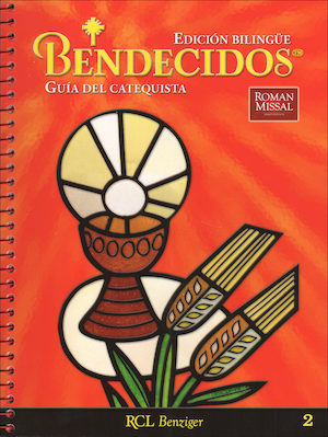 Bendecidos, 1-6: Grade 2, Catechist Guide, Parish Edition