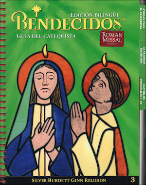 Bendecidos, 1-6: Grade 3, Catechist Guide, Parish Edition