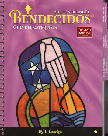 Bendecidos, 1-6: Grade 4, Catechist Guide, Parish Edition