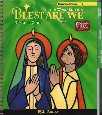 Blest Are We Faith and Word, 1-8: Grade 3, Teacher Manual, School Edition