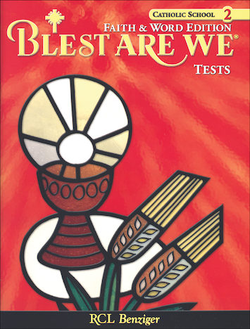Blest Are We Faith and Word, 1-8: Grade 2, Tests, School Edition