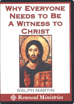 Why Everyone Needs to Witness to Christ DVD