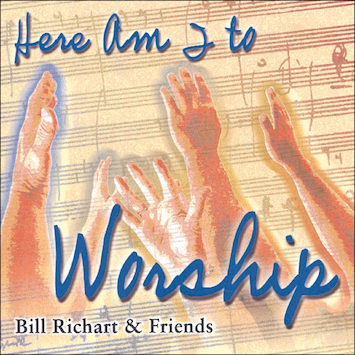 Here Am I to Worship, CD