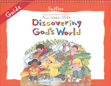 Discovering God: Discovering God's World, Age 4, Teacher/Catechist Guide