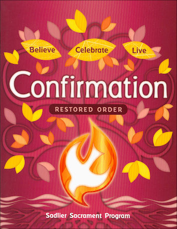 Believe Celebrate Live: Confirmation: Student Book
