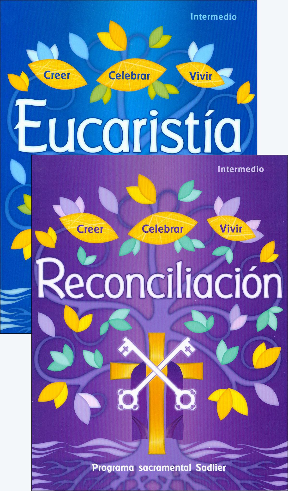 creer celebrar vivir  reconciliaci u00f3n y eucarist u00eda  student book